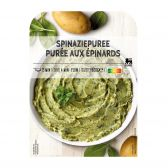 Delhaize Mashed potatoes with spinach (at your own risk, no refunds applicable)