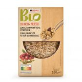 Delhaize Organic crispy muesli with quinoa