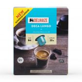 Delhaize Lungo decaf coffee caps
