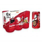 Jupiler Blond pils bier 6-pack