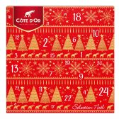 Cote d'Or Advent calendar for adults