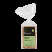 Smaakt Organic buckwheat crackers
