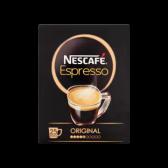 Nescafe Espresso instant coffee sticks