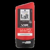 Taft V12 level 12 power hair gel