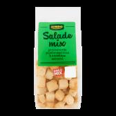 Jumbo Salademix met geroosterde pijnboompitten en croutons naturel