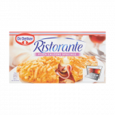 Dr. Oetker Calzone speciale pizza Ristorante (only available within Europe)