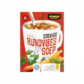 Jumbo Stevige rundvlees soep