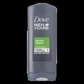 Dove Extra fresh shower gel men + care large