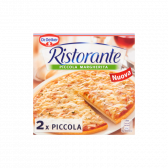 Dr. Oetker Piccola Margherita pizza Ristorante (only available within Europe)