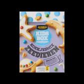 Jumbo Cakejesmix zeedieren kinderbox compleet