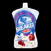 Melkunie Breaker kersen yoghurt (voor uw eigen risico)