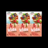 Appelsientje Apple and strawberry fruit drink for kids 6-pack
