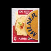Milner Jong belegen 30+ kaas plakken