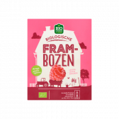 Jumbo Organic raspberry (only available within Europe)