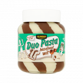 Jumbo Duo hazelnoot pasta