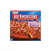 Dr. Oetker Barbecue pulled pork pizza Big Americans (only available within Europe)