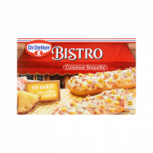 Dr. Oetker Classic Hawaii cream fraiche baguettes bistro (only available within Europe)