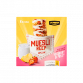 Jumbo Muesli reep met yoghurt en fruit