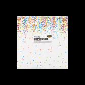 Jumbo Confetti napkins