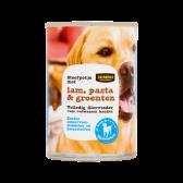Jumbo Stoofpotje met lam, pasta en groenten voor honden (alleen beschikbaar binnen Europa)