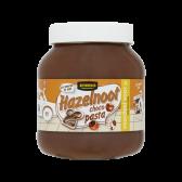 Jumbo Chocolade pasta met hazelnoot groot