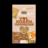 Jumbo Wholegrain crackers with wheat flour