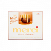 Merci Almond with hazelnuts chocolade bar