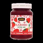 Jumbo Aardbeien jam extra voordeelverpakking