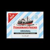 Fisherman's Friend Original pastilles sugar free