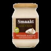 Smaakt Organic mayonnaise without egg