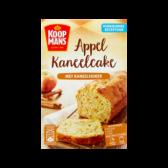 Koopmans Appelkaneelcake met kaneelsuiker