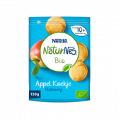 Nestle Naturnes organic apple biscuits (from 10 months)