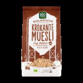 Jumbo Organic crispy cereals