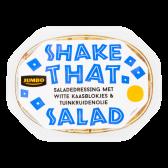 Jumbo Saladedressing met witte kaasblokjes en tuinkruidenolie (alleen beschikbaar binnen Europa)