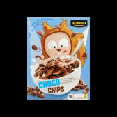 Jumbo Chocolate crisps