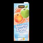 Jumbo Appel en perzik light tintelfris
