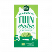 Jumbo Organic green peas (only available within Europe)