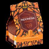 Jumbo Indonesian espresso caps no 9