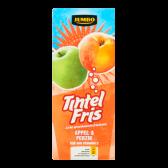 Jumbo Appel en perzik tintelfris