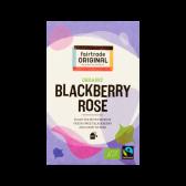 Fair Trade Original Biologische braam bessen thee met roos