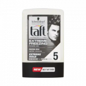 Taft Extreme level 5 freezing power hair gel