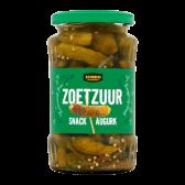 Jumbo Zoetzure snack augurk