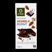 La Place Pure chocolade amandel & zeezout