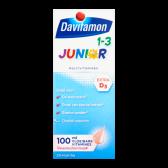 Davitamon Junior raspberry liquid vitamines