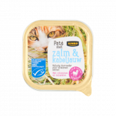 Jumbo Salmon and codfish pate for cats (only available within Europe)