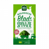 Jumbo Organic leaf spinach frozen fresh (only available within Europe)