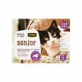 Jumbo Cat chunks in sauce senior (only available within Europe)