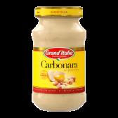 Grand'Italia Carbonara pasta sauce large