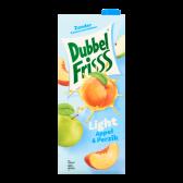 Dubbel Friss Appel en perzik light