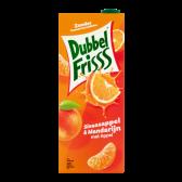 Dubbel Friss Orange and mandarin with apple
